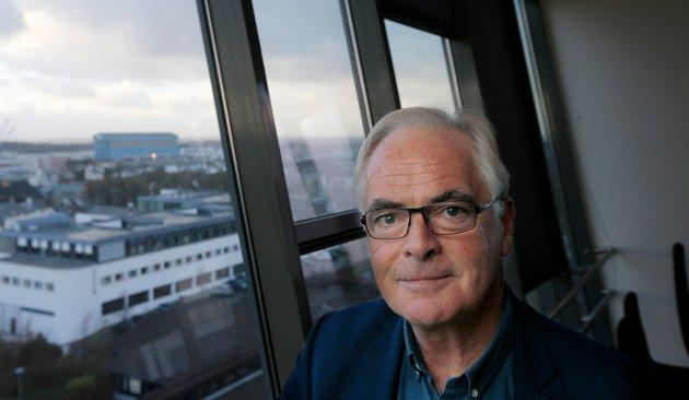 Psykiater Bjarte Stubhaug deler tanker om utrygge tider.