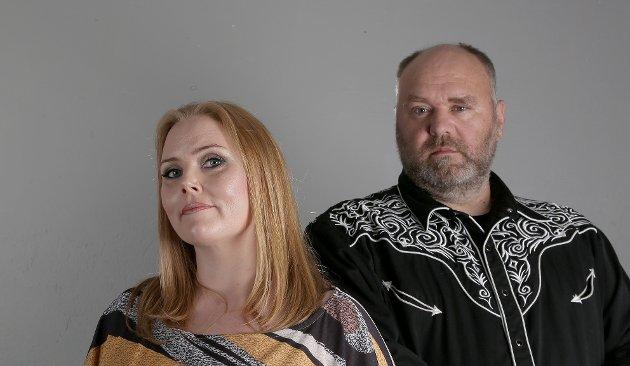 Duoen Sønnavind består av Lene Viktoria Gulbrandsen fra Åros og Trond Hultgren fra Maura.
