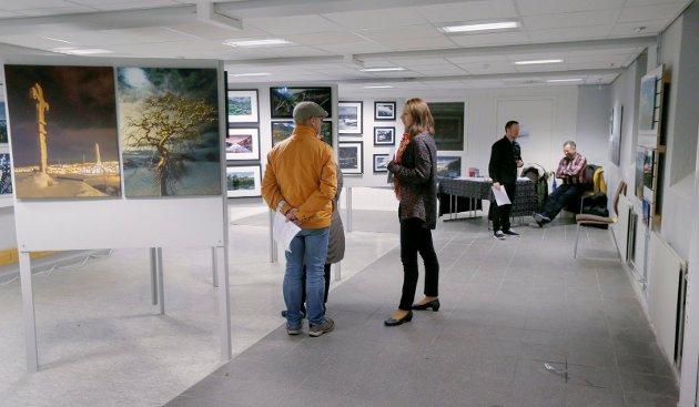 Haugaland Fotoklubb på Gamle posthuset
