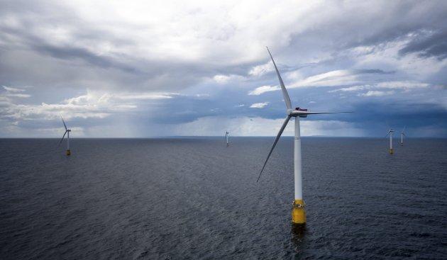HAVVIND: Satsing på havvind avgjørende for Vestlandet, skriver K. Tormod Karlsen.