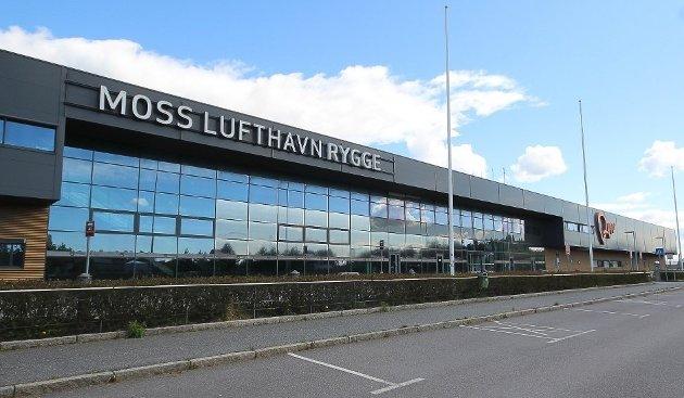 VIL ÅPNE: Selskapet Rygge Airport mener de skal kunne åpne Moss Lufthavn Rygge for sivil flytrafikk.