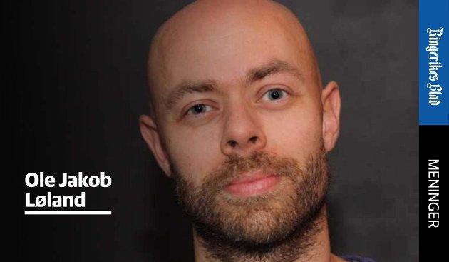 ANDRES SORG: – Hvordan har vi møtt familie og venner i situasjoner hvor de har mistet sine nære og kjære, spør Ole Jakob Løland.