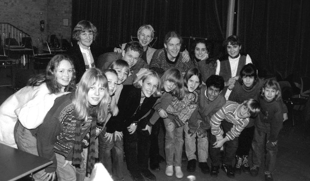 Teaterkråkene, 1994/95.