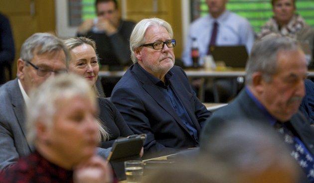 Jon Henriksen og resten av bystyregruppa til Det Rette Parti mener ordfører Sindre Martinsen-Evje går stille i dørene i behandlingen av Skagerrakbanen. (Foto: Johnny Helgesen)