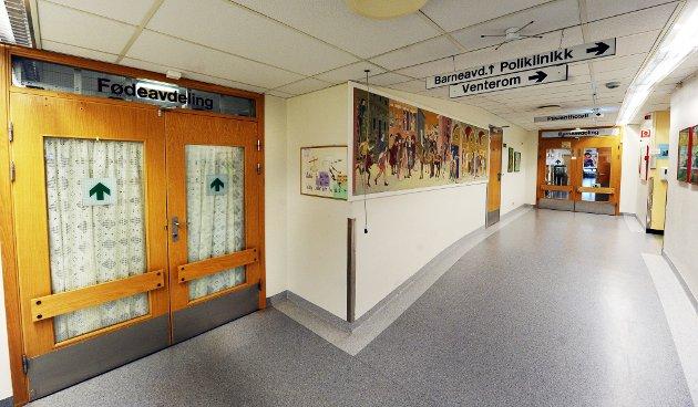 Sp i Møre og Romsdal er sterkt kritisk til å stenge fødeavdelingen ved sykehuset i Kristiansund.