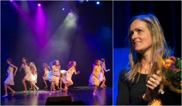 Gro Dybvik roper et varsku om nedprioritering av kulturskolen i Vågå, på vegne lærerne i kulturskolen. Motivet på bildet er frå Dans 1 på UKM i 2016.