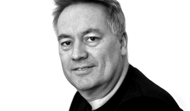 Redaktør Bernt Frode Lyngstad