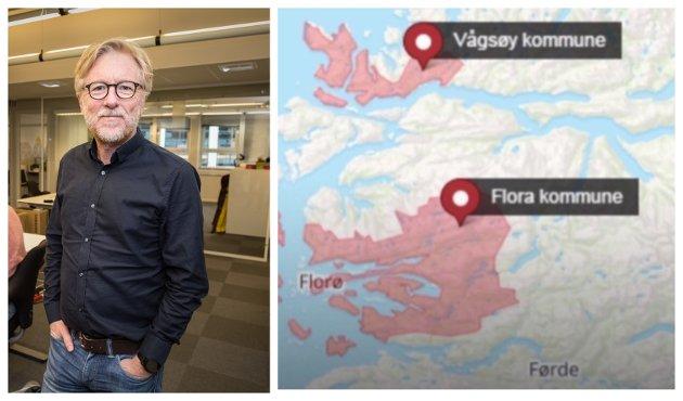 UVERDIG: Kai Aage Pedersen meiner det politiske maktspelet i Kinn kommune er uverdig.