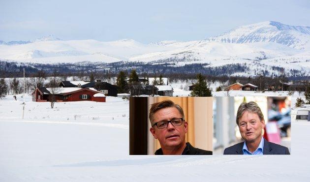 - Lokaldemokratiet er totalt overkjørt, mener Ap-politikerne Frode Myrvang og Arne Fossmo i Ringebu.