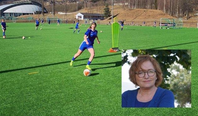 IDRETT:  Idrettsbevegelsen i Innlandet kan ta en posisjon nasjonalt, vise aktivt lederskap og bidra til modernisering av idrettsorganisasjonen, skriver Anne E. Thoresen (Ap), fylkesutvalget, Innlandet fylkeskommune.