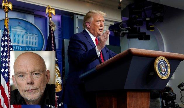 USA: Det hverken utrolig eller ubegripelig å forstå at Trump kan bli gjenvalgt, hvis vi tar utgangspunkt i norsk politikk, skriver Gunnar Tore Larsen.