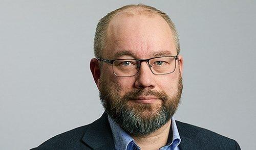 Torbjørn Bongo, forbundsleder Norges offisers- og spesialistforbund