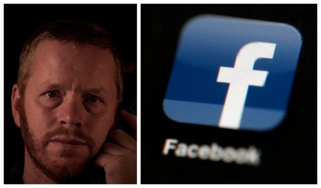 Eivind Ødegård og Facebook har skilt lag. Les kvifor her.