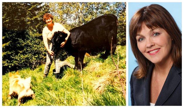 NRK-profilen Ingvild Bryn har mange gode minne om Inga Nummedal.