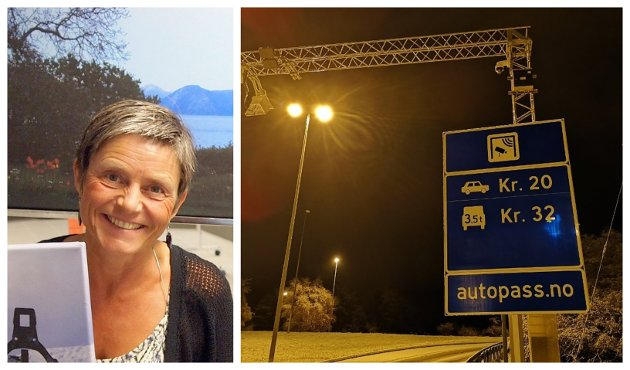 MANGE BREV: Trine Nylehn har fått mange brev frå Ferde.