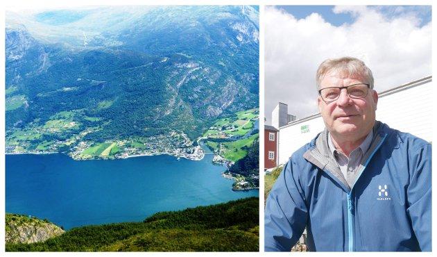 BYGDEKODEN: Aurland har knekt bygdekoden, men er ikkje i mål enno, skriv Noralv Distad.
