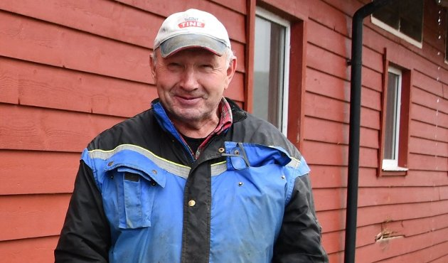 KRF: Torstein Haukalid oppmodar veljarane til å stemma Kristeleg Folkeparti. Arkivfoto