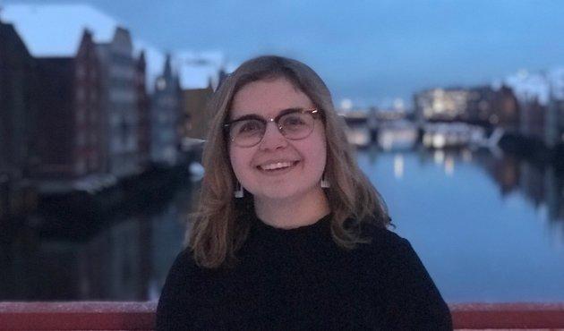 Marie Husby Valland, bystyrerepresentant for Høyre i Trondheim