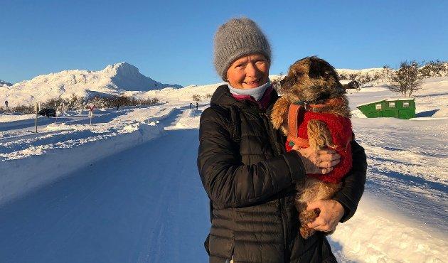 Kritisk: «Jeg håper våre politikere skjønner verdien av Syvervegen og turistdestinasjonens behov for bilfri turløype opp til fjellområdet», skriver Elisabeth Eggesbø i dette innlegget.