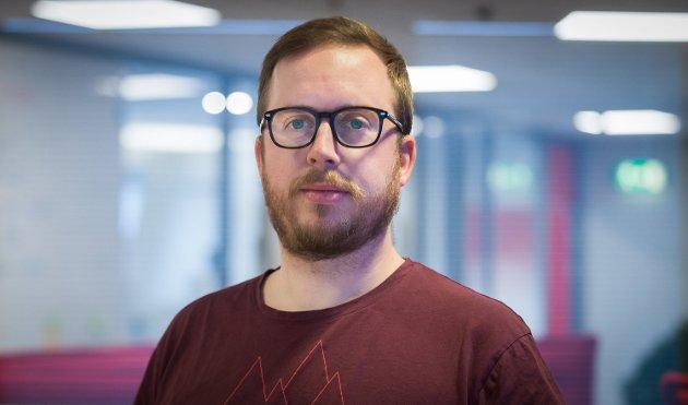 HEKTA: Espen Fossland skriver i denne ukeslutten om sin nye fritidsaktivitet – som han drømmer om kan bli mer enn bare en hobby...