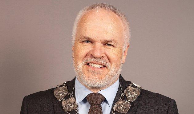 Dag Sigurd Brustind (H), ordfører i Ibestad kommune.