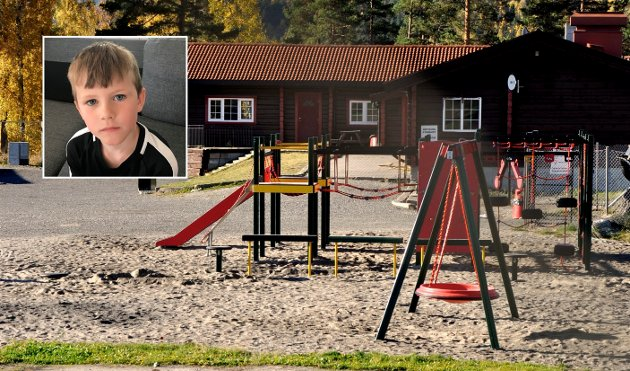 Daniel Odden Lien likte lekeplassen ved Snøgghuset.