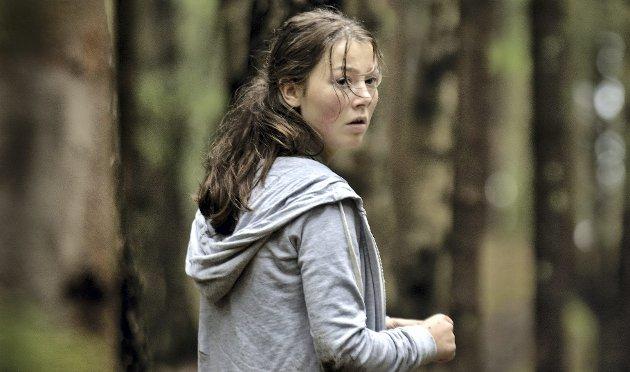 Andrea Berntzen bærer mye av «Utøya 22. juli» på sine skuldre. Filmen som ble vist på Filmfestivalen i Berlin i går, ble også vist for norsk presse. Kinopremieren er ikke før 9. mars.