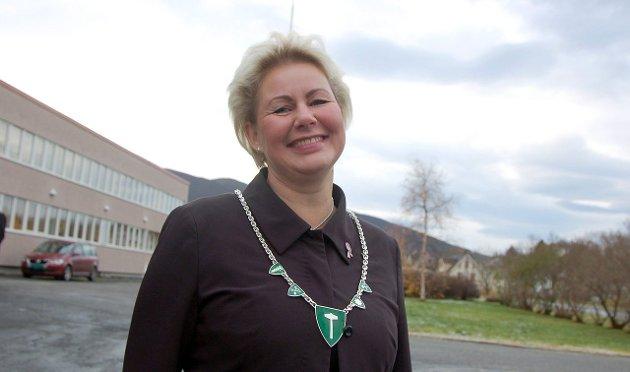 Tidligere ordfører: Anne Rita Nicklasson