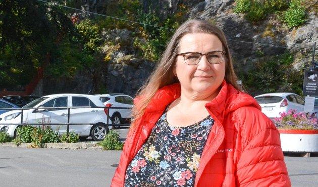 Anita Tovsen, Leder Fagforbundet Kragerø