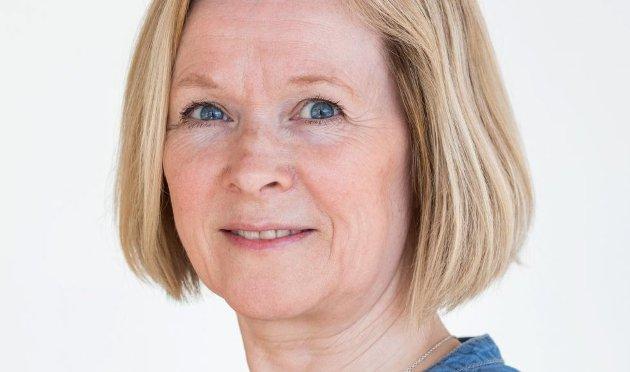 Anne Birgit Nilsen, distriktssekretær i LO Stat Troms og Finnmark.
