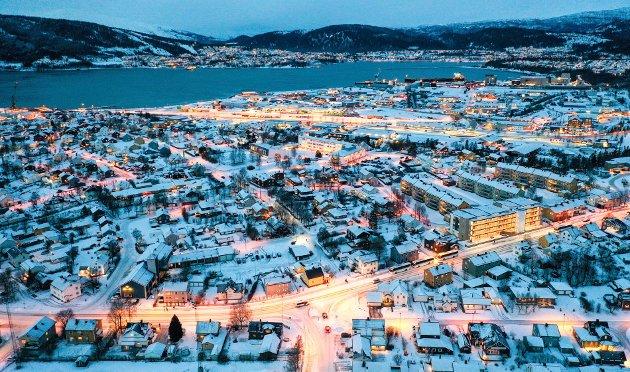 VYER: Lisbeth Flågeng skriver om sine framtidsdrømmer og -utsikter for hele Helgeland.