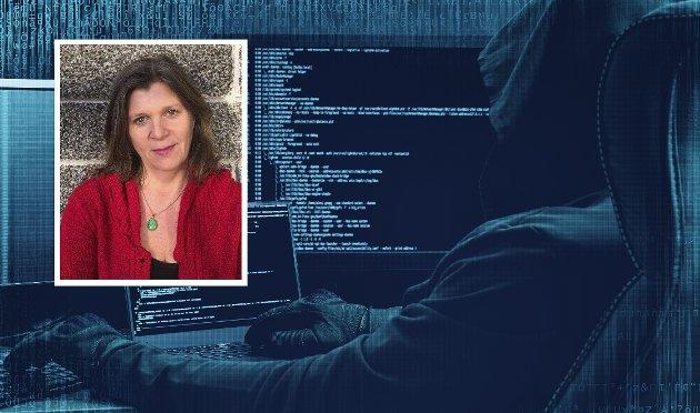TRENGER HJELP: Vi erfarer at mange av de som lever et hemmelig liv på nett, også velger å chatte med oss i Kirkens SOS. Det som er trist, er at vi ikke har kapasitet til å hjelpe alle som trenger oss, skriver Anne Line Diesen.