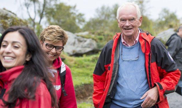 Trond Tystad foreslår i dette         innlegget Bergens store velgjører som partiets ordførerkandidat ved neste års kommunevalg i Bergen.
