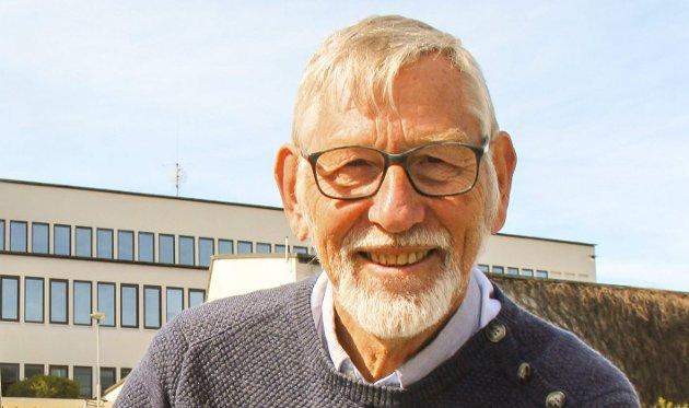 Svein Ludvig Larsen.