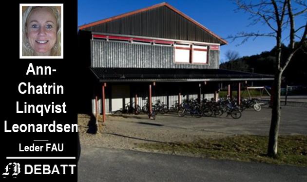 Det mye diskuterte Svartbygget, som har blitt karakterisert som et svært dårlig bygg med hensyn til funksjonalitet, inneklima, estetikk, renhold og vedlikehold.