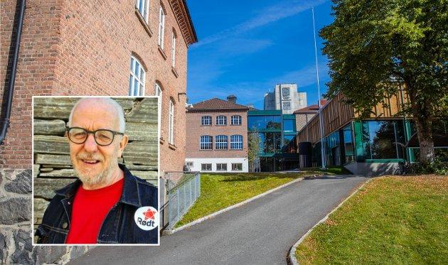VIDEREGÅENDE: Innlandet fylkeskommune risikerer å måtte avvikle nærskoleprinsippet bare et år etter at det ble innført, skriver Bjørn Kristiansen, stortingskandidat Rødt.