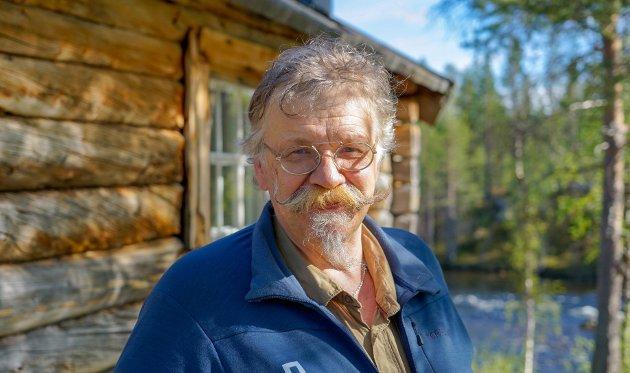 Styreleder i FeFo, Kurt Pasvikbamsen Wikan