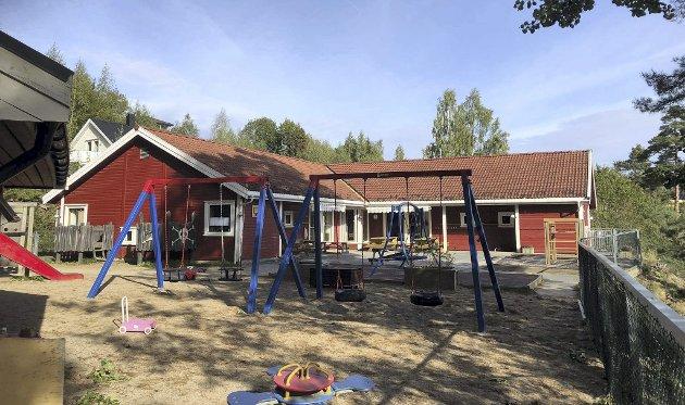 Skryter: Foreldregruppa i Bøklia barnehage roser de ansatte for den jobben de gjør.
