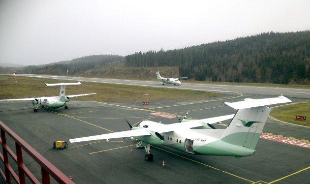 Mosjøen lufthavn: Bjørn Larsen skriver om flyplassen i Mosjøen i lys av valgkampen.