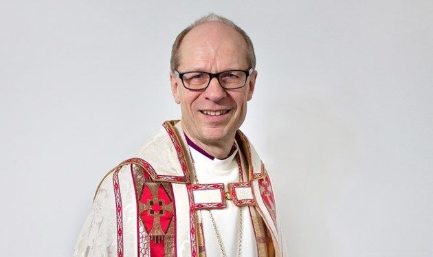 Biskop Olav Øygard