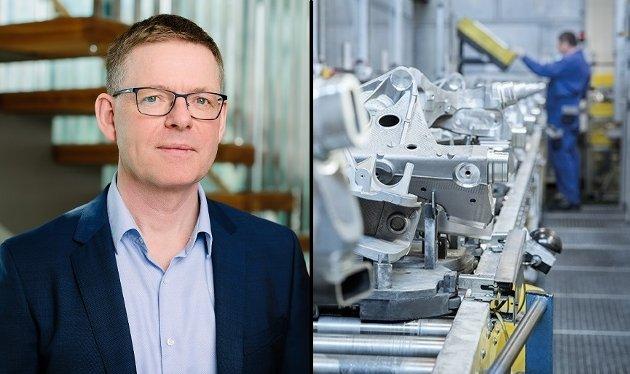 UTDANNINGSVALG: - TIP-kompetansen er den mest etterspurte retningen innenfor yrkesfag i Innlandet, skriver Jon Kristiansen, regiondirektør i NHO Innlandet.