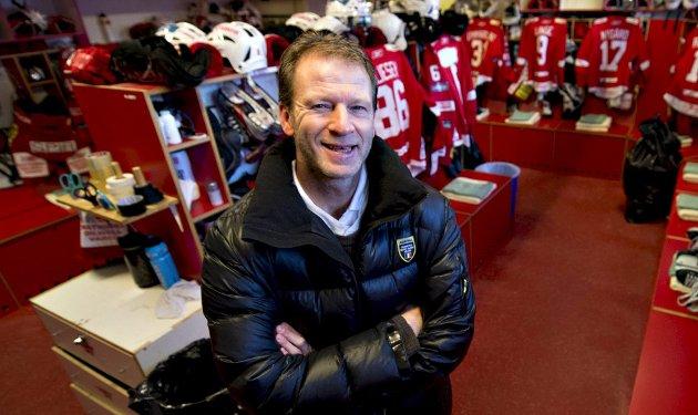 Enorm jobb foran seg: Stjernens sportssjef Rune Gulliksen legger brikkene ikke bare for kommende sesong, men for de neste årene.arkivfoto: geir a. Carlsson