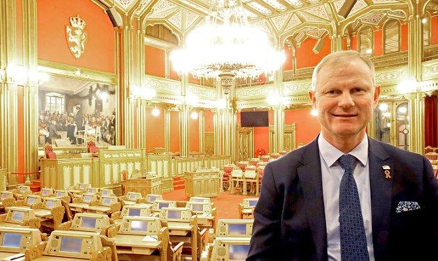 Erlend Larsen Høyre