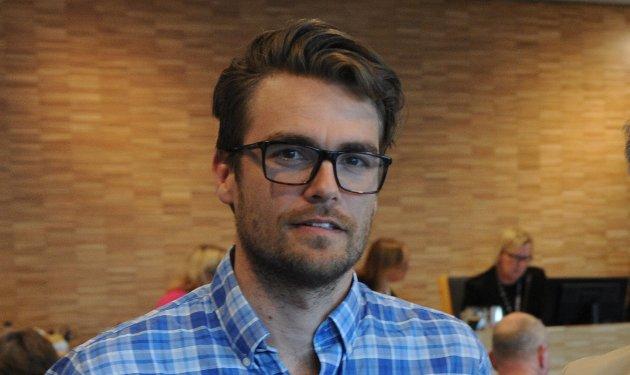 Kristian Bjerke, tidligere anleggsansvarlig i Nittedal IL