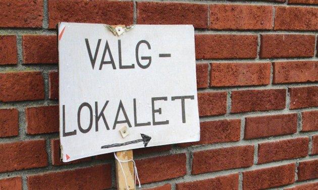 Nå gjelder det: Din stemme kan gjøre en forskjell, skriver Høyres Tage Pettersen i dette innlegget. Foto: Ann Kristin Johansen