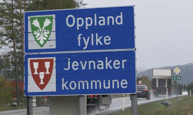 Harald Antonsen (Sp) ønsker ikke å flytte på kommunegrensene til Jevnaker.