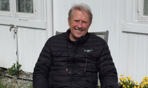 DEBUTANT: Tidligere og mangeårig VG-journalist Per Lillelien fra Slemmestad har debutert som forfatter.
