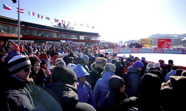 Vekst: World Cup-festen i Kvitfjell er også feiring av en gedigen vekstmotor i regionen.