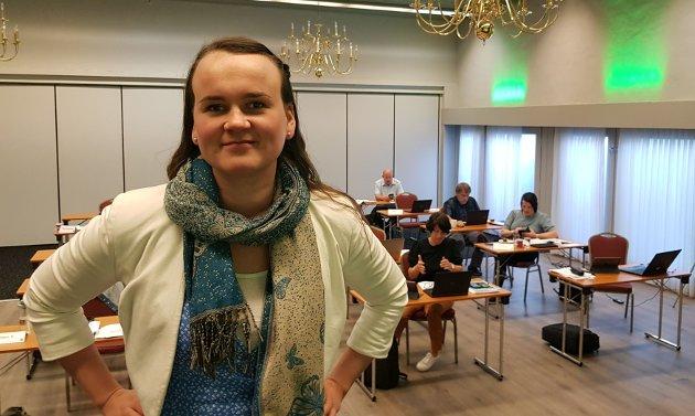 Stortingsrepresentant Marit Knutsdatter Strand (Sp).