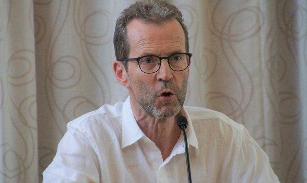 TRENGS KAPITAL: - Vi ønsker oss alle at noe skal skje på Roa. Det holder lite å ønske, skriver Bjørn Haugen Morstad (H) i sitt svar til Svein Olav Karlsen.
